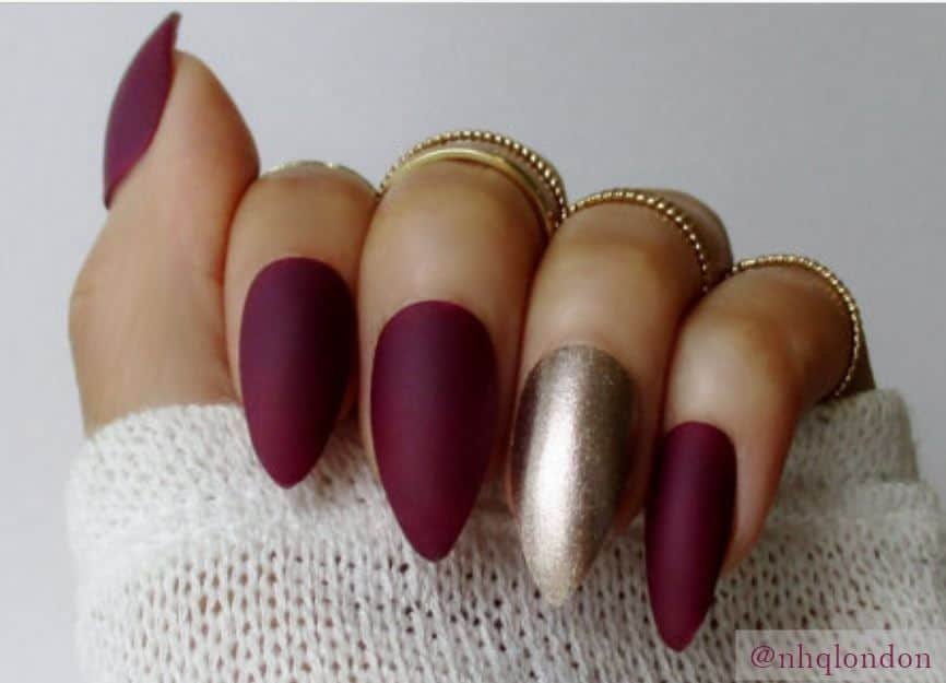 stiletto press on nails