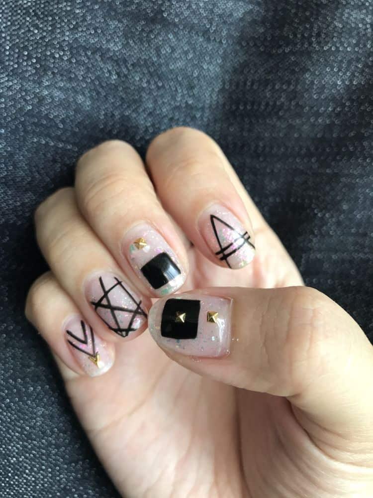 10 Futuristic Korean Nail Art To Stay Ahead of Time
