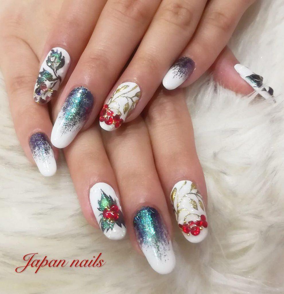 japanese nail art instagram