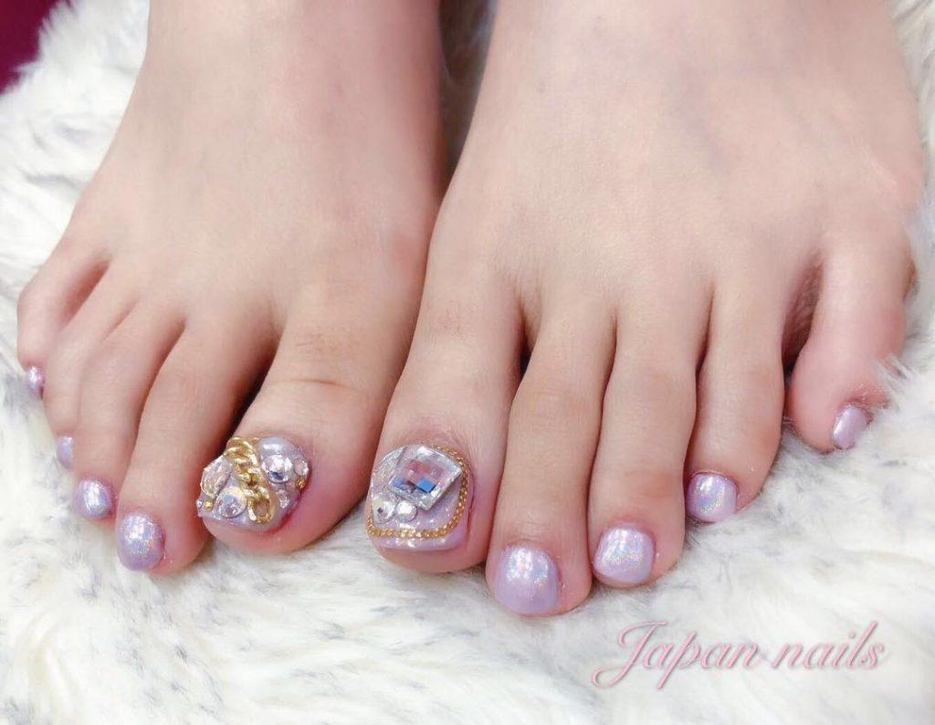 Japanese Toenails