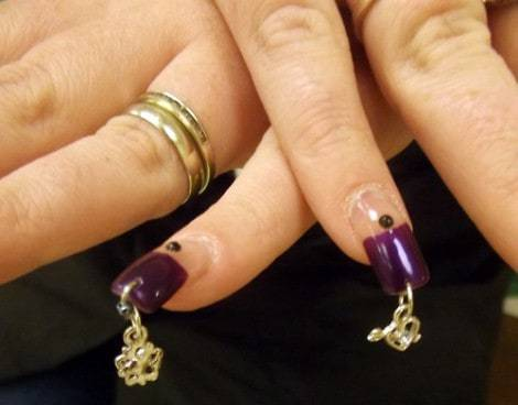 20 Funky Nail Piercing Ideas To Express The Boldness