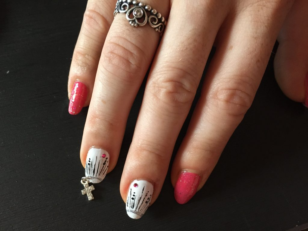 15 Funky Nail Piercing Ideas To Express The Boldness