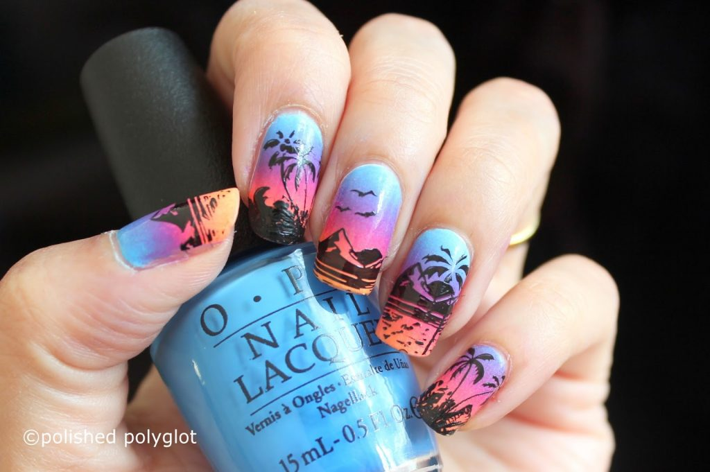 15 Breathtaking Vacation Nail Designs for Your Next Getaway