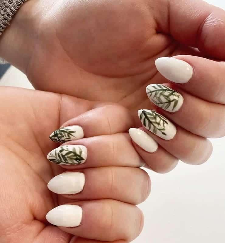 Vacation Acrylic Nails