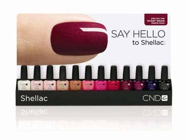 Shellac Nails at Home: 5 Super Easy Steps