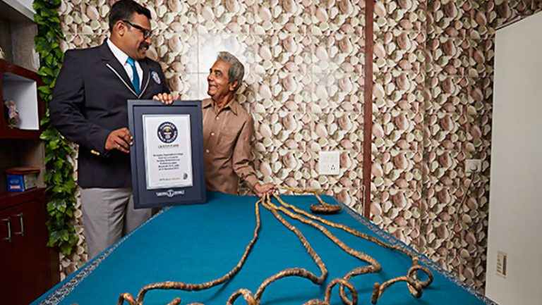 Longest Nails In The World: The World Records
