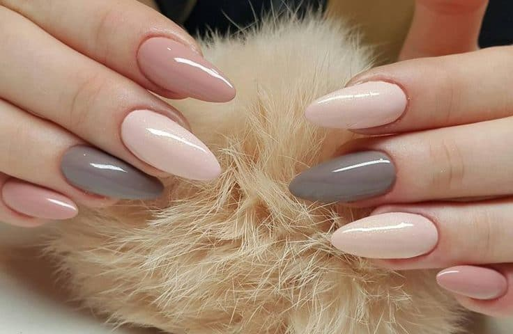 25 Sensational Nude Nail Designs To Embrace Simplicity