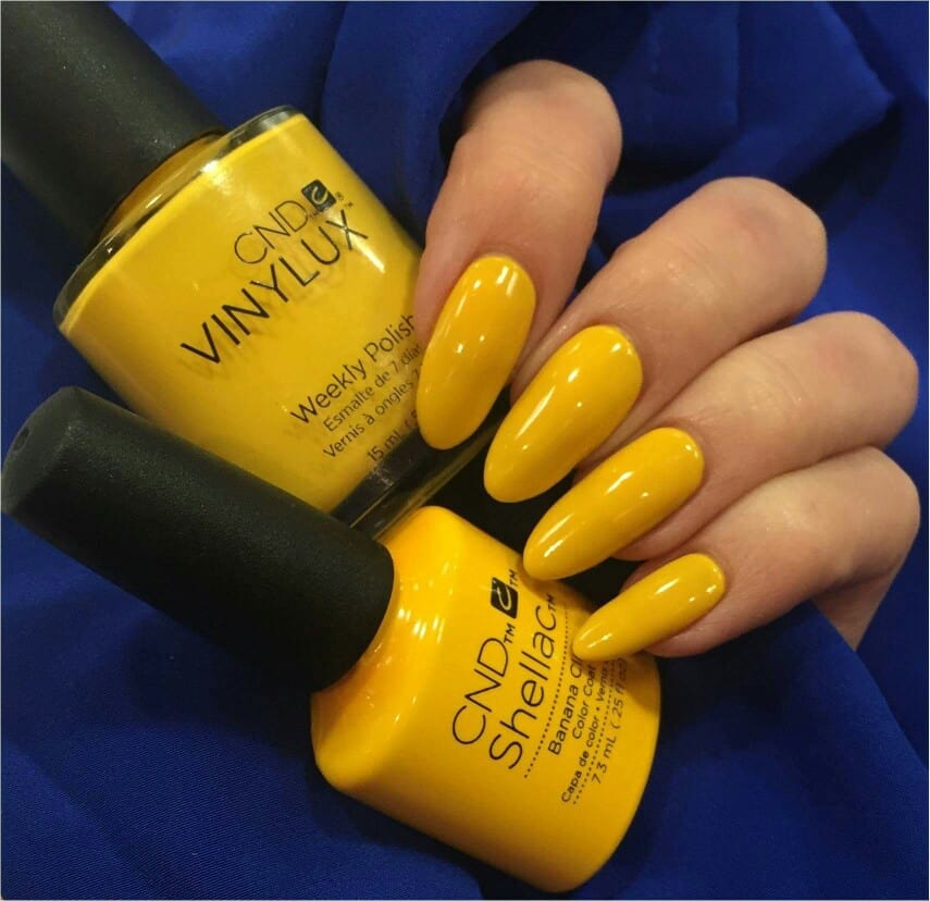12 Summer Shellac Nails The Only Manicure Idea You Need
