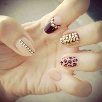 Gorgeous Nail studs