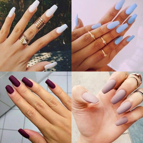 20 Kylie Jenner Nails To Keep It Up With The Trend Naildesigncode