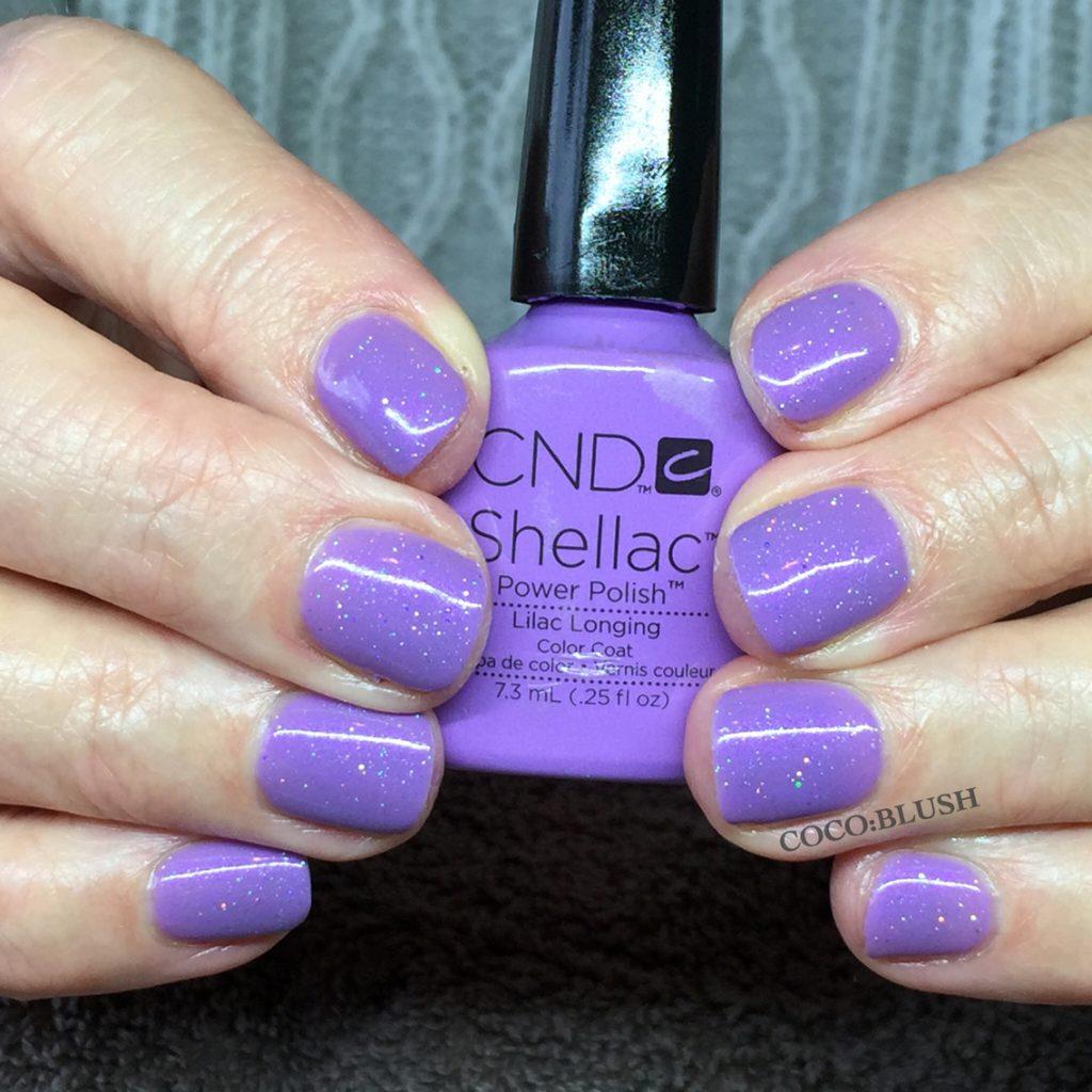 CND Lilac Longing
