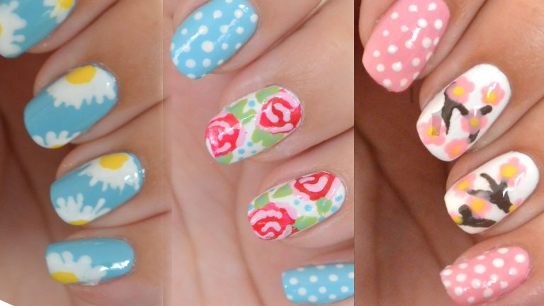 Toothpick Nail Art: 15 Ideas to Get Inspired