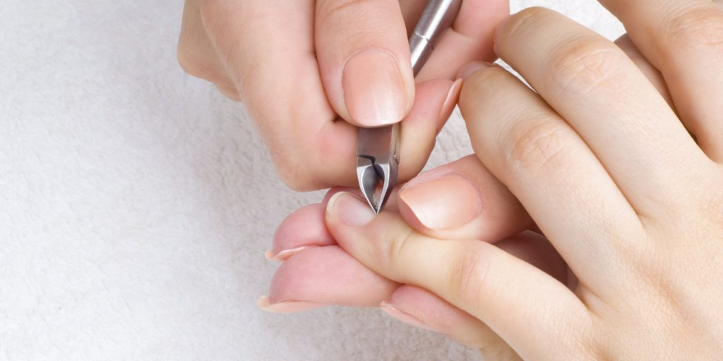Trim the Loose Skin & Hangnails