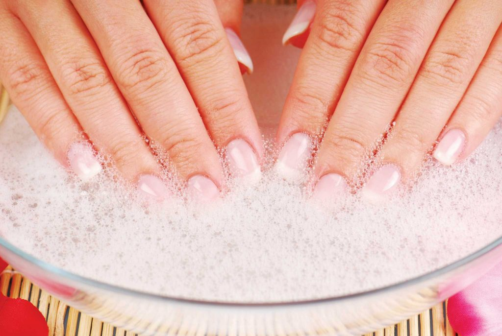clean your nails