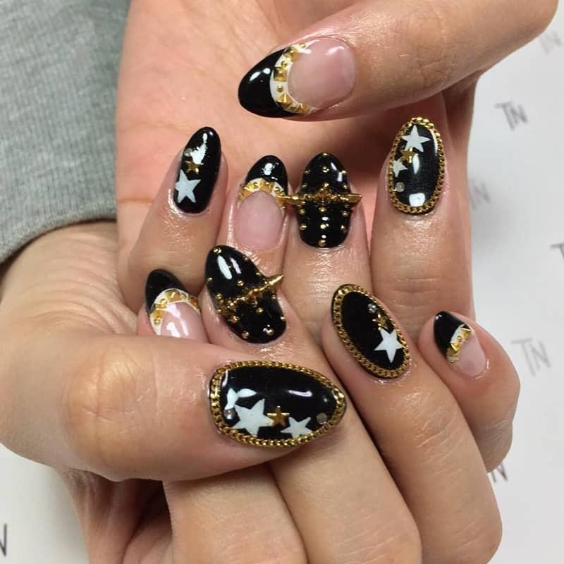 metal studs nails