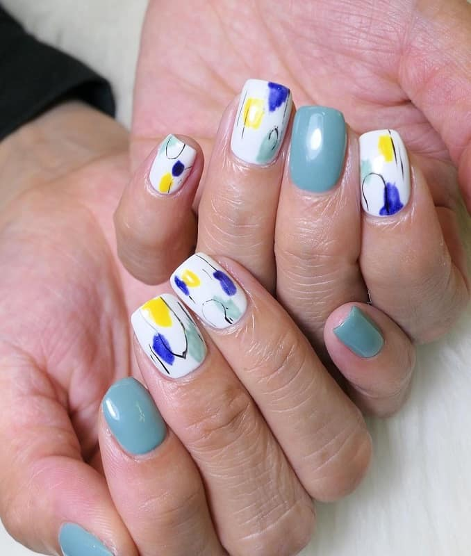 acrylic nail art for beginners