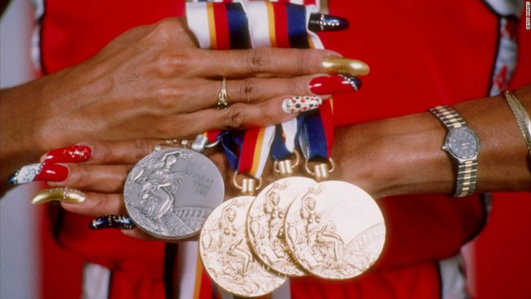 Flo Jo Nails: A Renowned Athlete with Remarkable Nails
