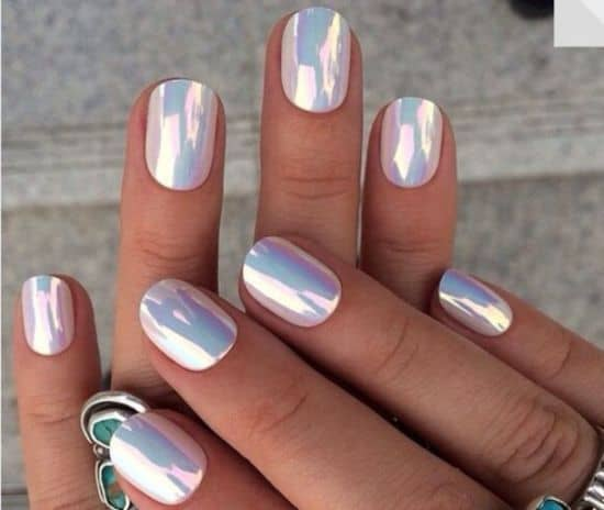 pearl effect metallic