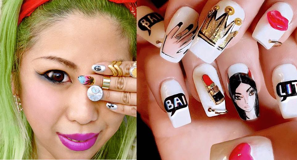 Nail Artist Britney Tokyo