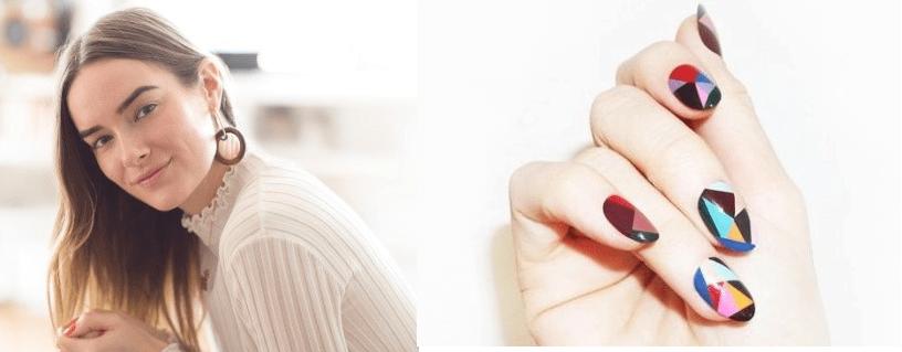 Madeline Poole nail designer