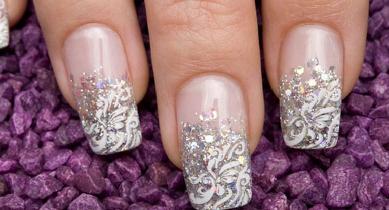 25 Youthful Quinceanera Nails to Get Inspired