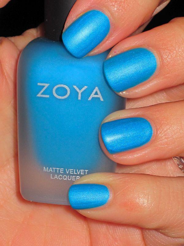 Velvet Polish quinceanera nail design