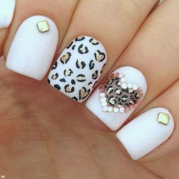 10 White Shellac Nails Ideas to Look Special