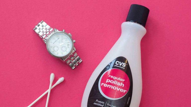 15 Effective Uses of Nail Polish Remover -The Savior