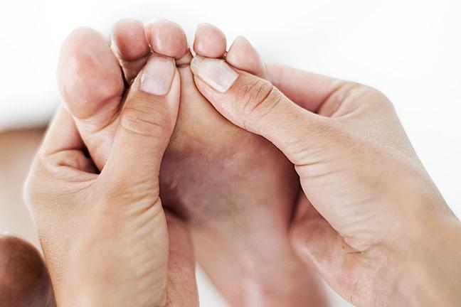 treatment of hammer toe