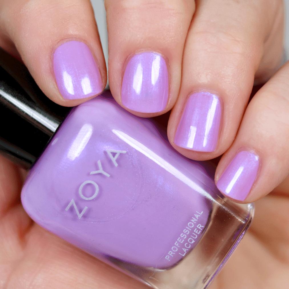Zoya's trending nail polish