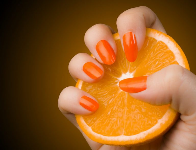 20 Creative Fruit Themed Nail Designs You'll Love