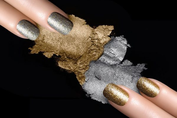 how to remove powder nail polish