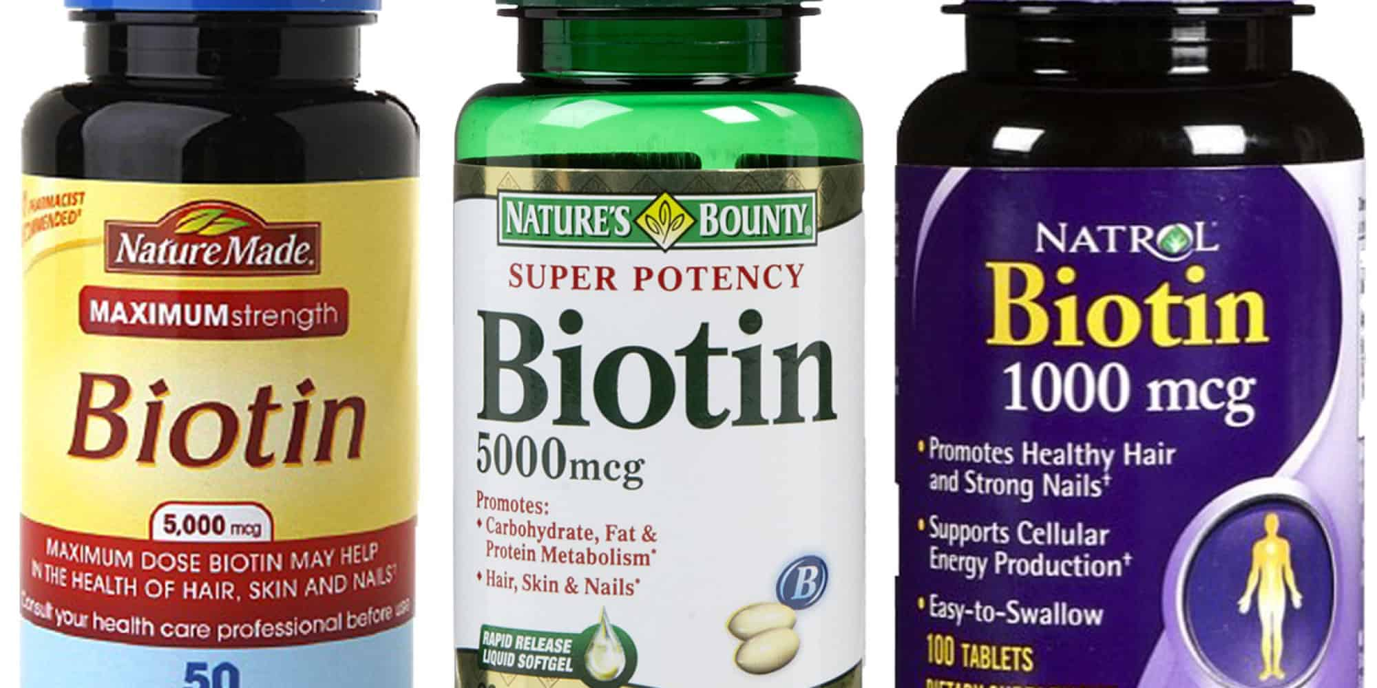 biotin for nails