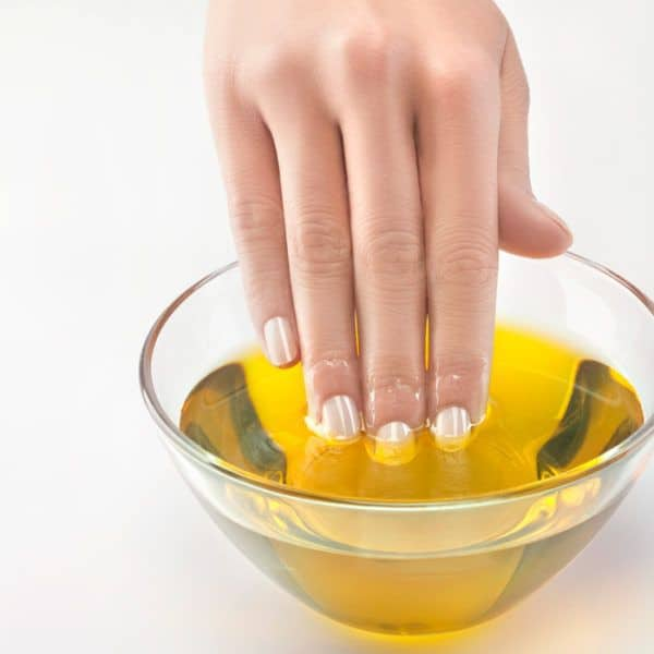 nail grow faster using olive oil