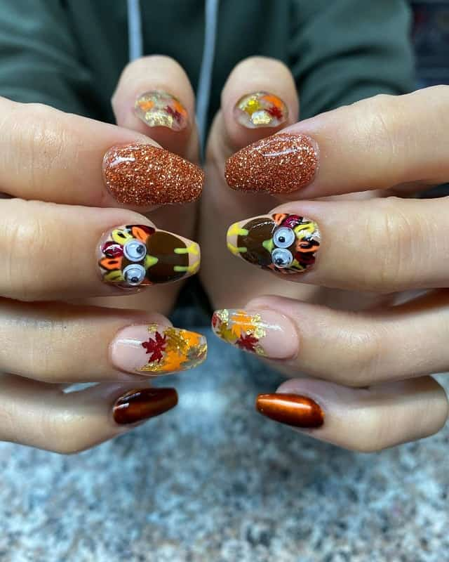 thanksgiving coffin nails