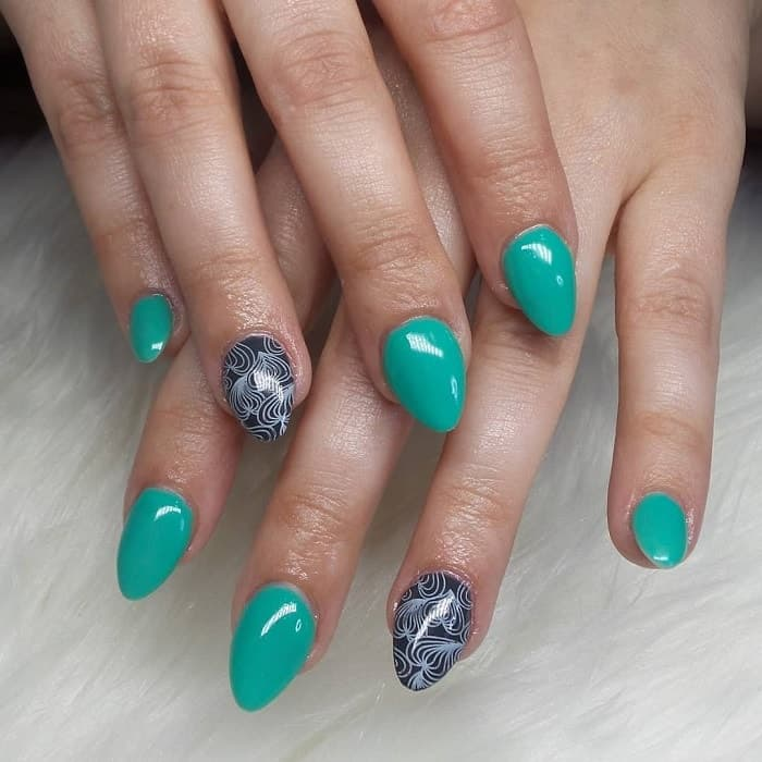 Accent Gel Nail