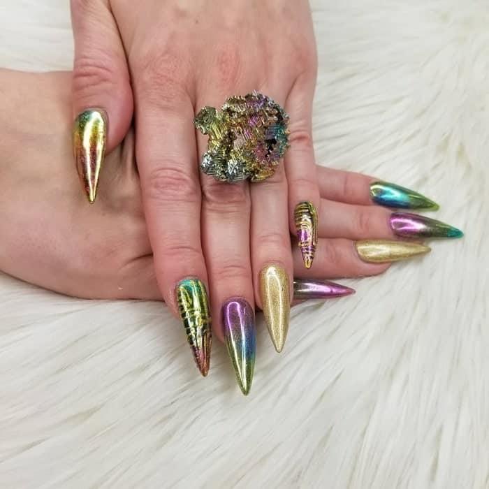 chrome nexgen nails