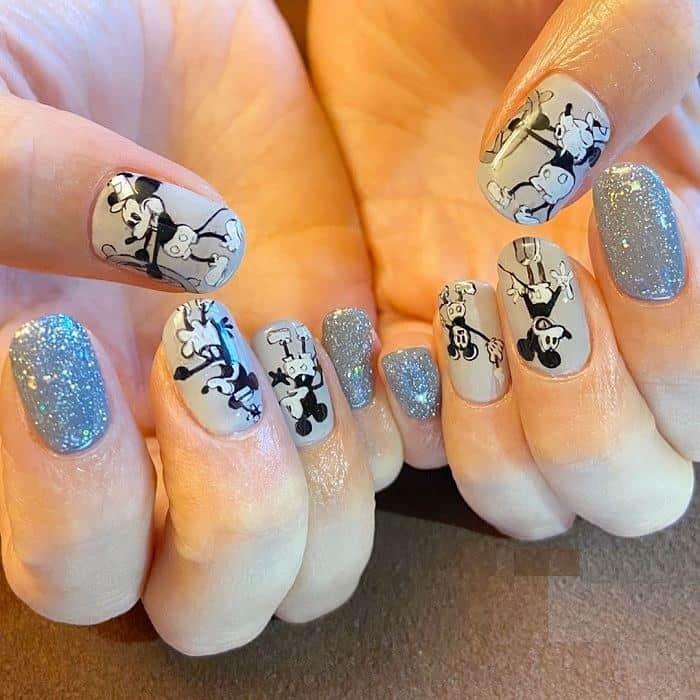 Disney Nail Stickers
