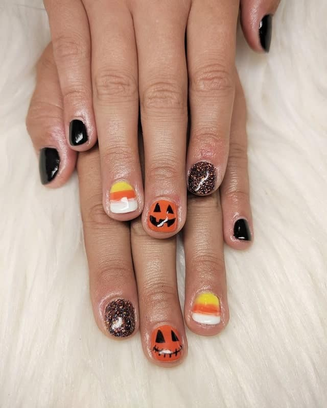 28 Cute & Easy Nail Designs for Little Girls - NailDesignCode