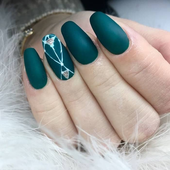 squoval acrylic nails