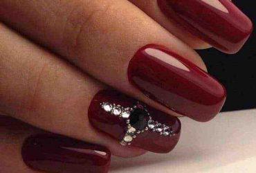 25 elegant black  silver nail designs in 2021